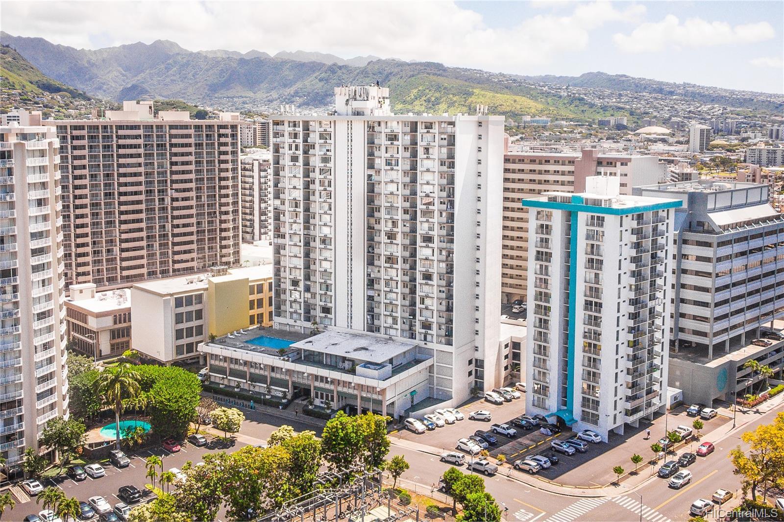Pacific Grand condo # 607, Honolulu, Hawaii - photo 10 of 11