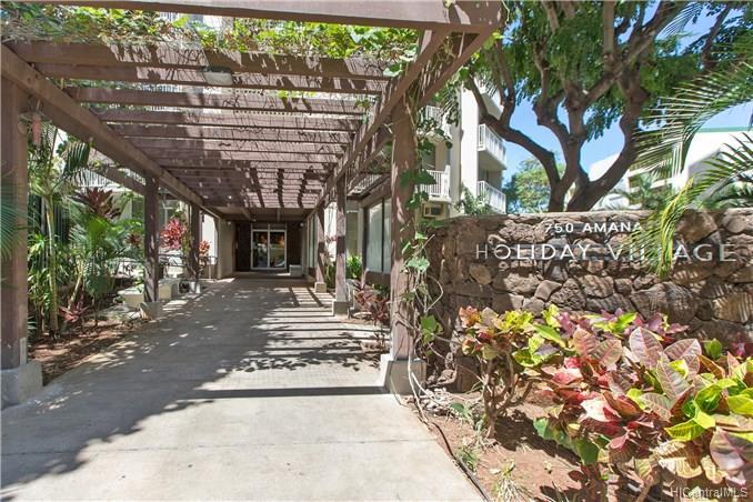Holiday Village condo # 407, Honolulu, Hawaii - photo 8 of 9