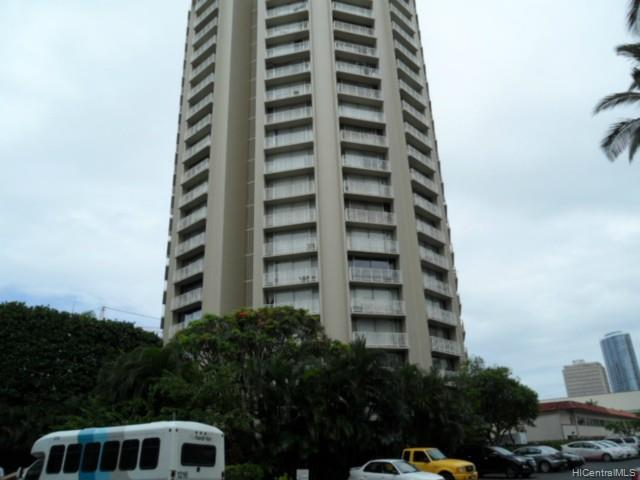 Holiday Village condo #409, Honolulu, Hawaii - photo 0 of 10