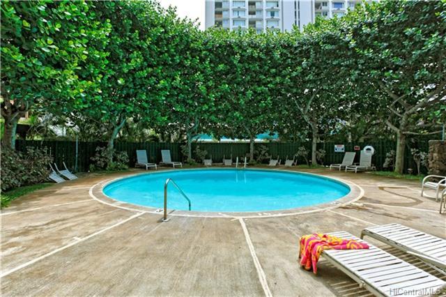 Holiday Village condo # 609, Honolulu, Hawaii - photo 12 of 14