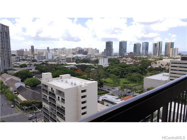 KINAU LANAIS condo #1501, Honolulu, Hawaii - photo 1 of 12