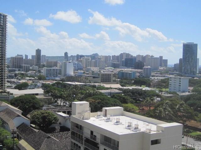 Kinau Lanais condo #1503, Honolulu, Hawaii - photo 1 of 9