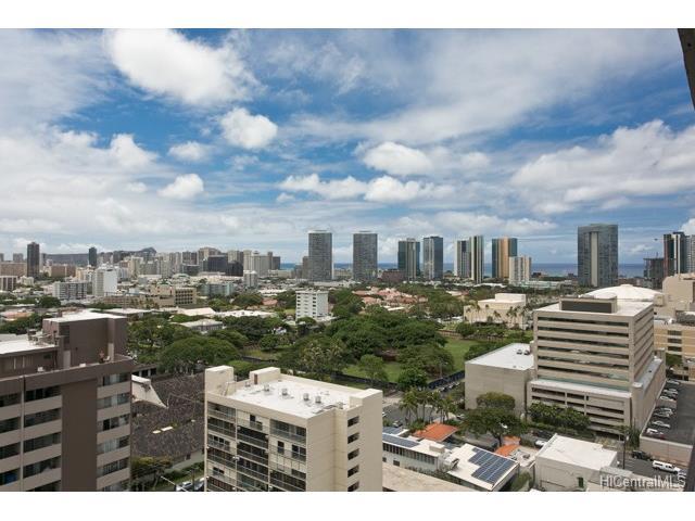 Kinau Lanais condo #1807, Honolulu, Hawaii - photo 1 of 10