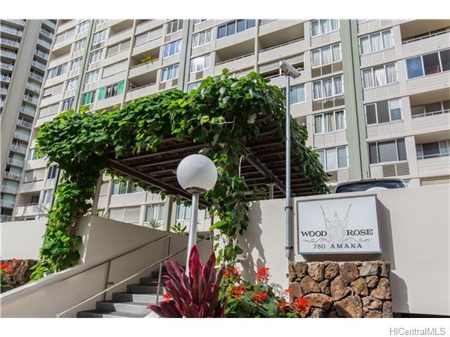 Woodrose condo # 1406, Honolulu, Hawaii - photo 11 of 13