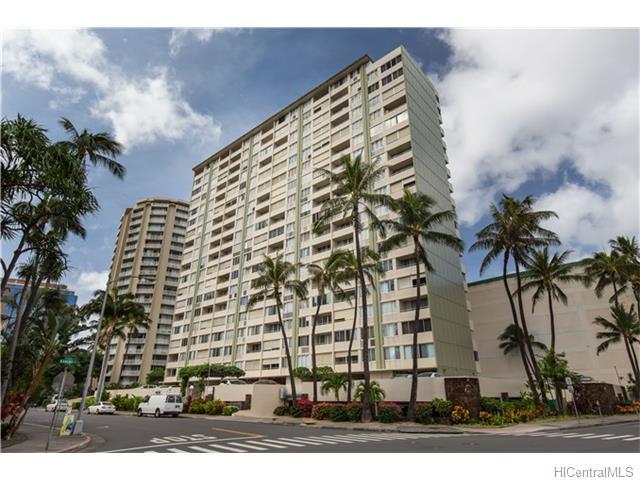 Woodrose condo # 1406, Honolulu, Hawaii - photo 10 of 13