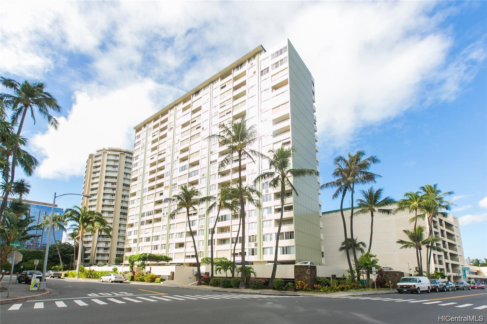 Woodrose condo # 204, Honolulu, Hawaii - photo 3 of 6