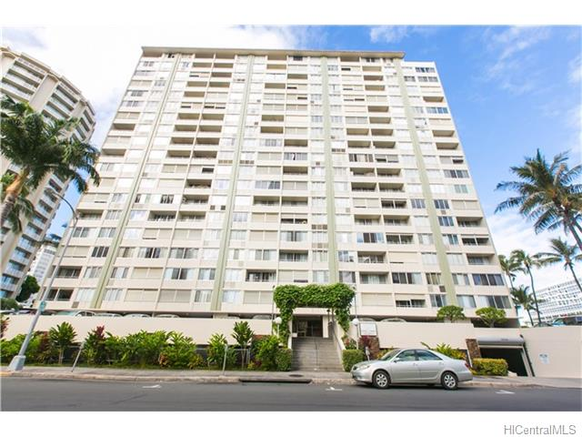 Woodrose condo #303, Honolulu, Hawaii - photo 0 of 22