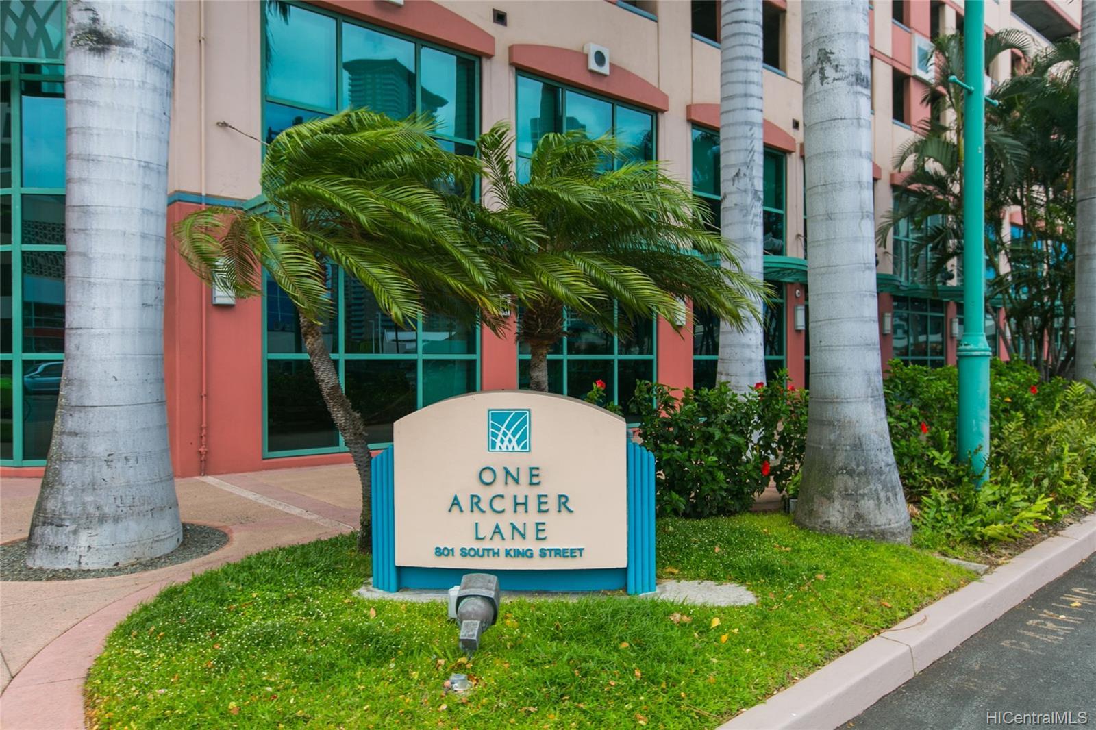 One Archer Lane condo # 1402, Honolulu, Hawaii - photo 25 of 25
