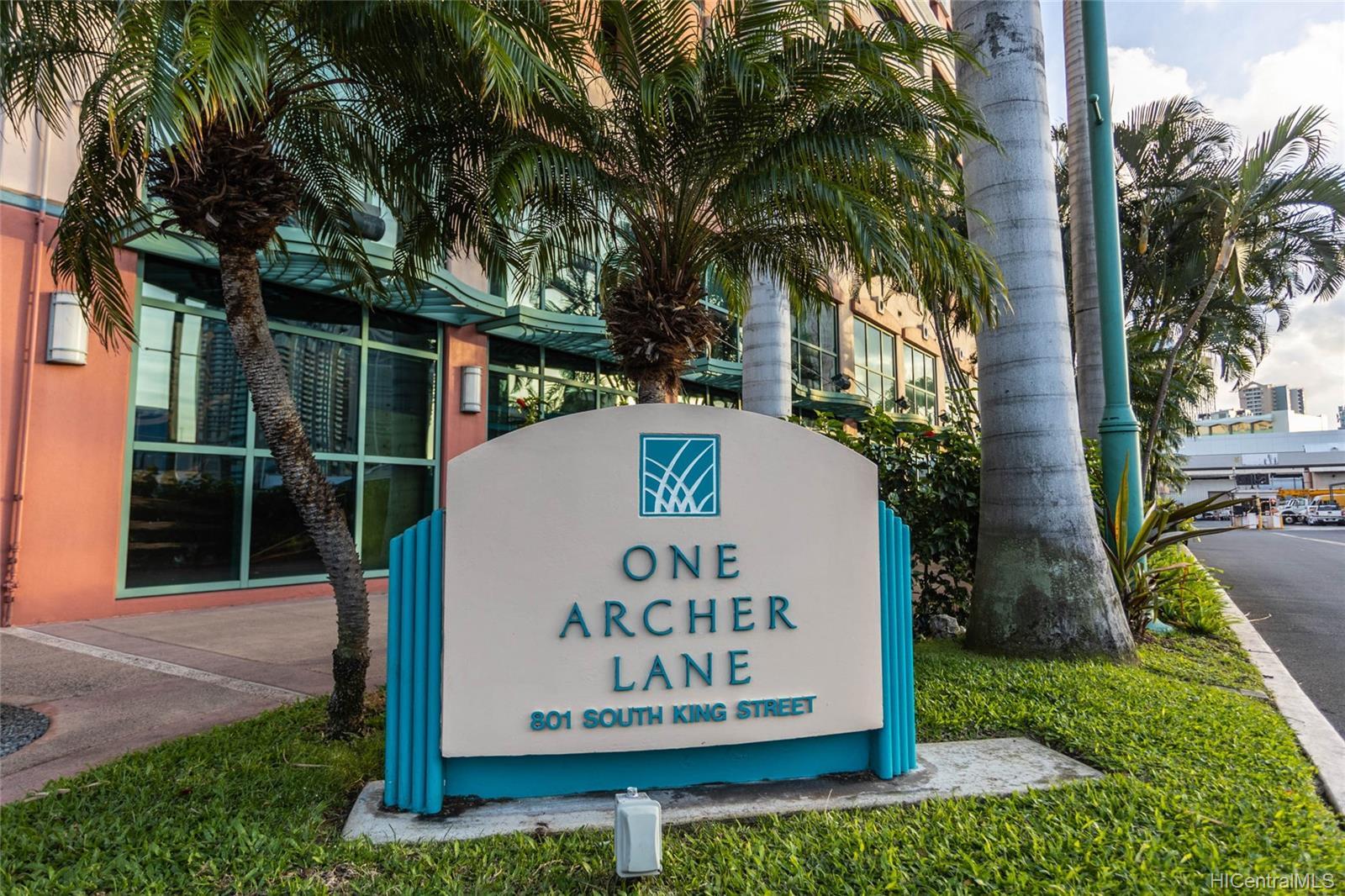 One Archer Lane condo # 2701, Honolulu, Hawaii - photo 23 of 24