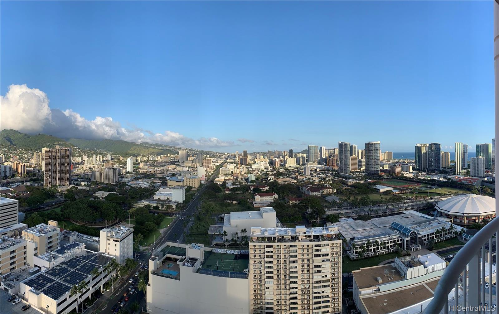 One Archer Lane condo # 3610, Honolulu, Hawaii - photo 15 of 18