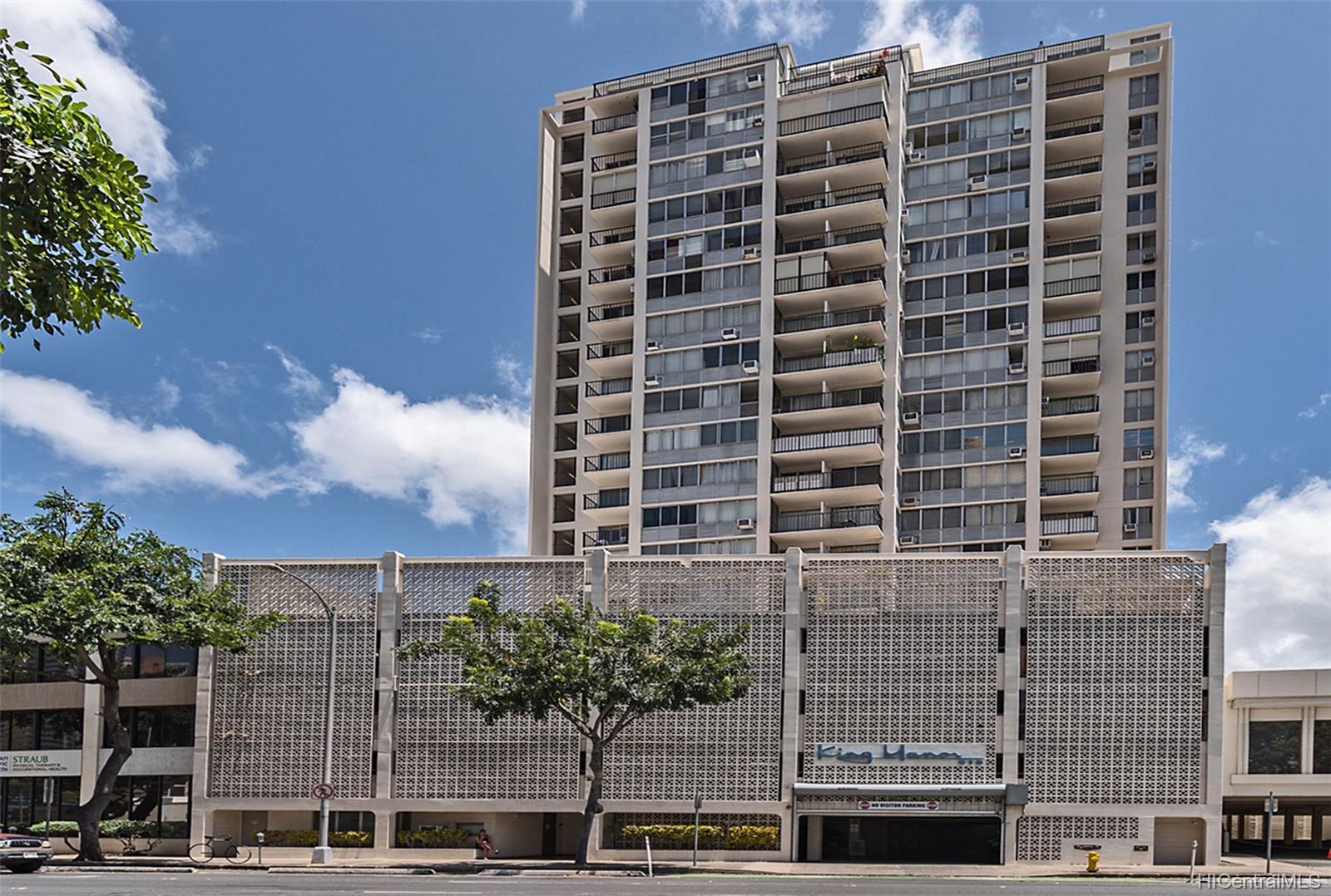 King Manor condo # 1402, Honolulu, Hawaii - photo 12 of 18