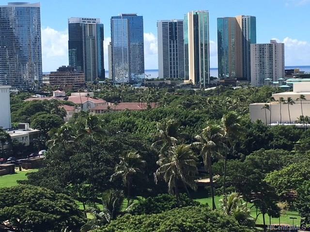 Ward Kinau condo #1003, Honolulu, Hawaii - photo 1 of 9