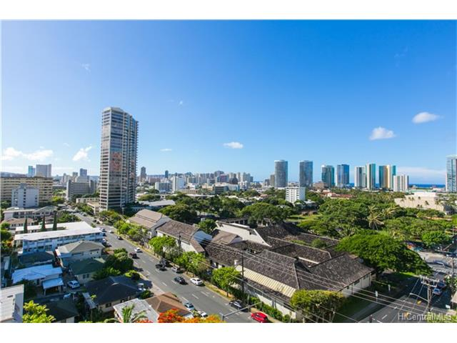 Ward Kinau condo #1009, Honolulu, Hawaii - photo 1 of 19