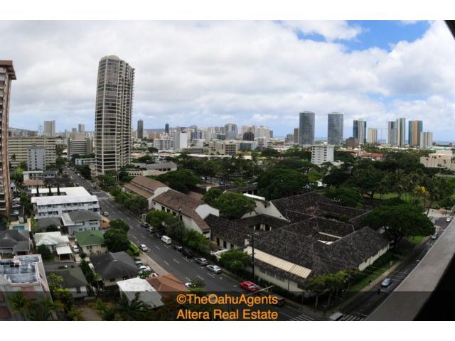 Ward Kinau condo # 1107, Honolulu, Hawaii - photo 1 of 7
