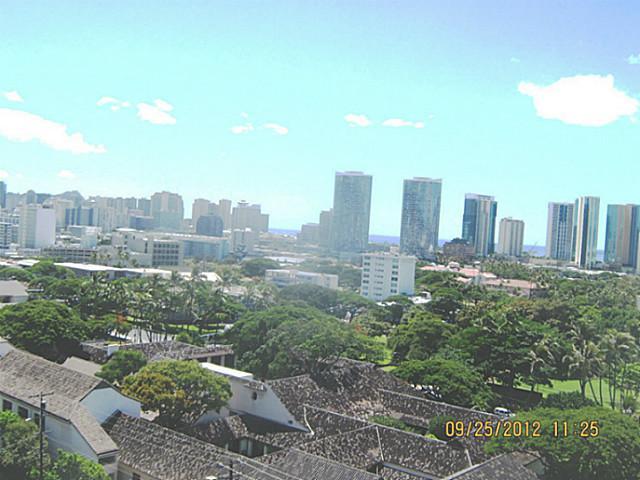 Ward Kinau condo #1109, Honolulu, Hawaii - photo 1 of 3