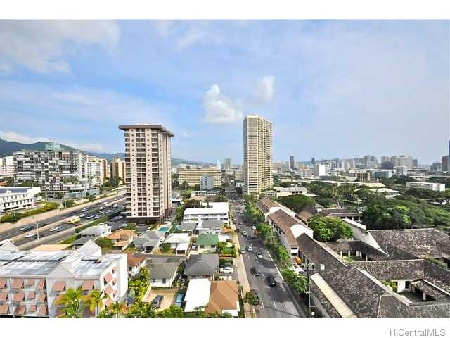 Ward Kinau condo #1201, Honolulu, Hawaii - photo 1 of 10