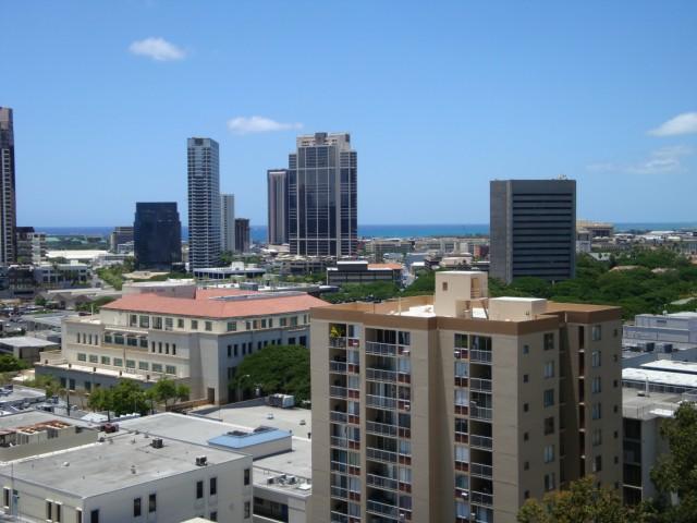 Ward Kinau condo #1208, Honolulu, Hawaii - photo 1 of 8