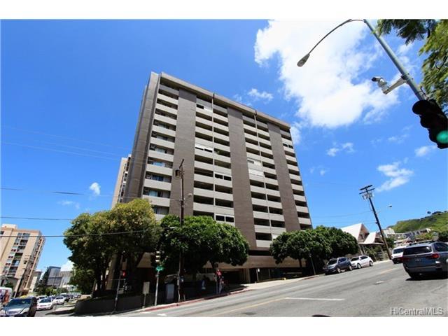 Ward Kinau condo #802, Honolulu, Hawaii - photo 1 of 11