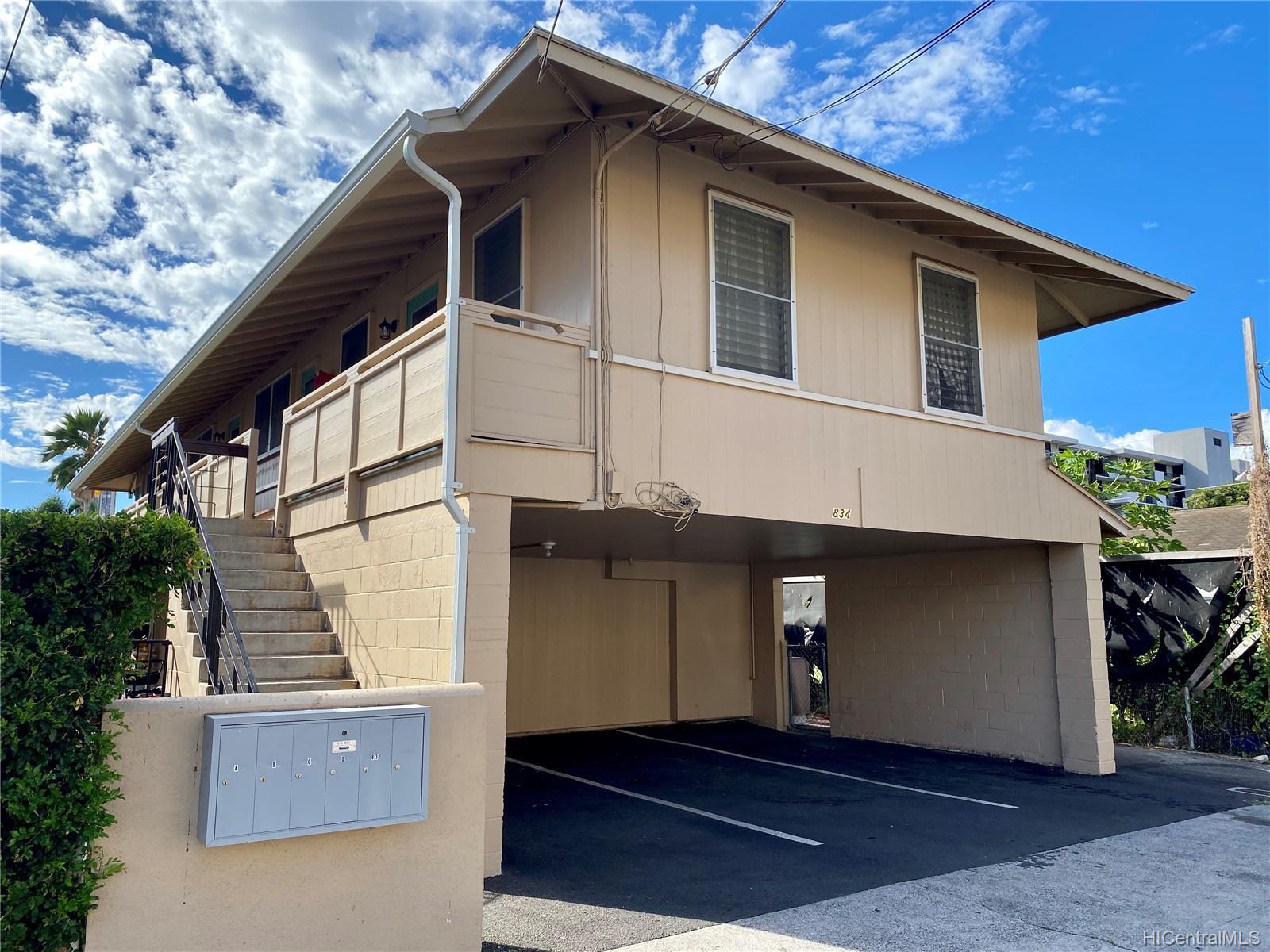 834 Pumehana Street Honolulu - Multi-family - photo 1 of 8