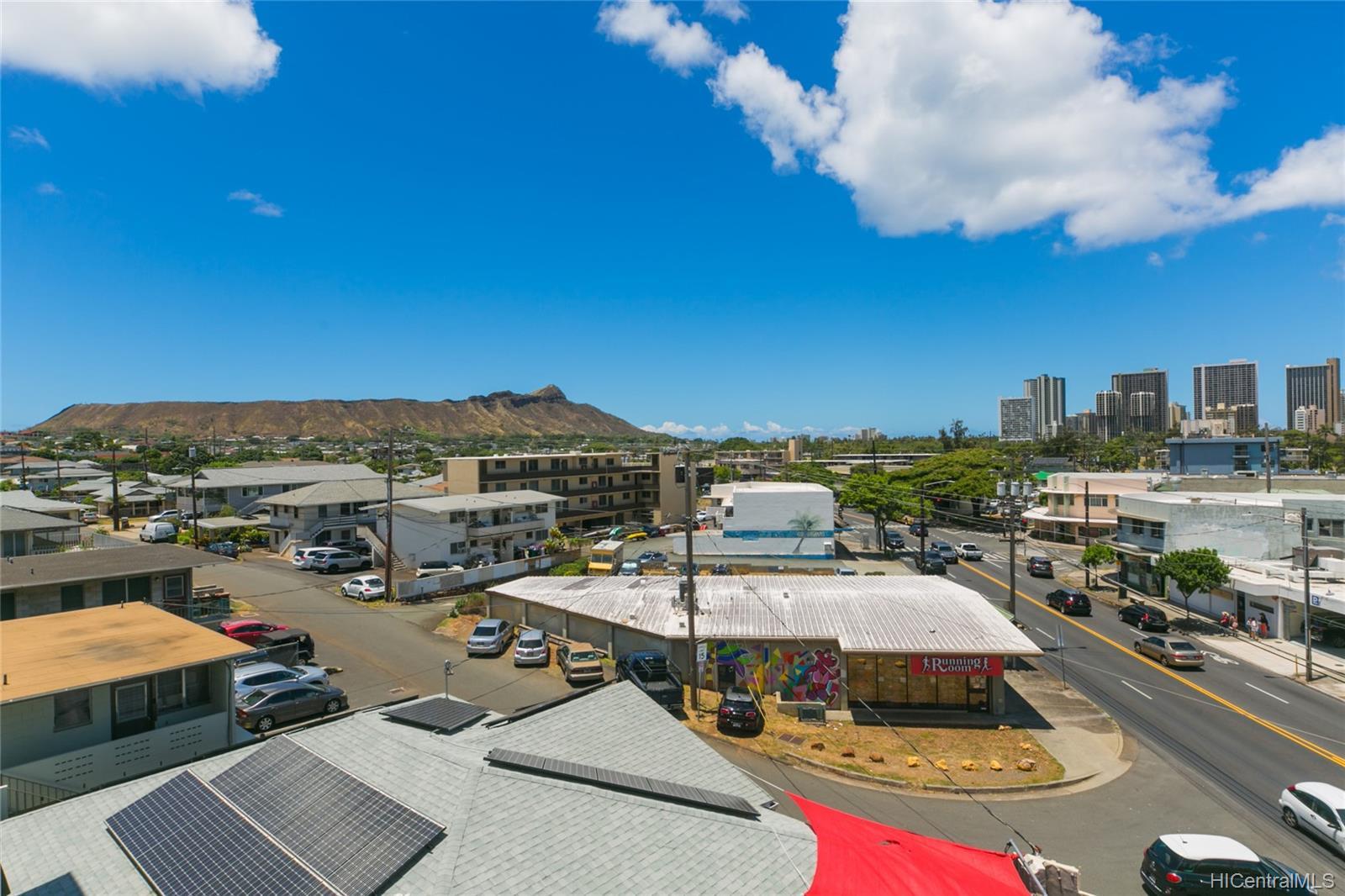 Kapahulu Vista Apts condo # 503, Honolulu, Hawaii - photo 2 of 25