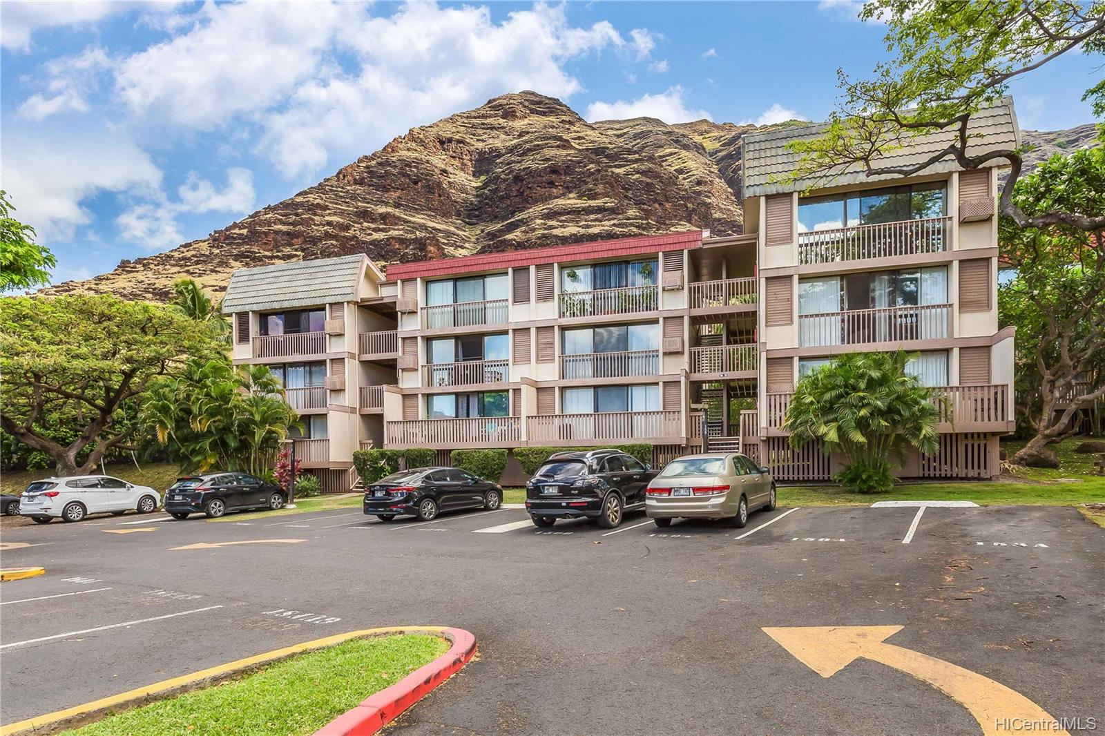 Makaha Valley Pltn condo # 160B, Waianae, Hawaii - photo 18 of 22