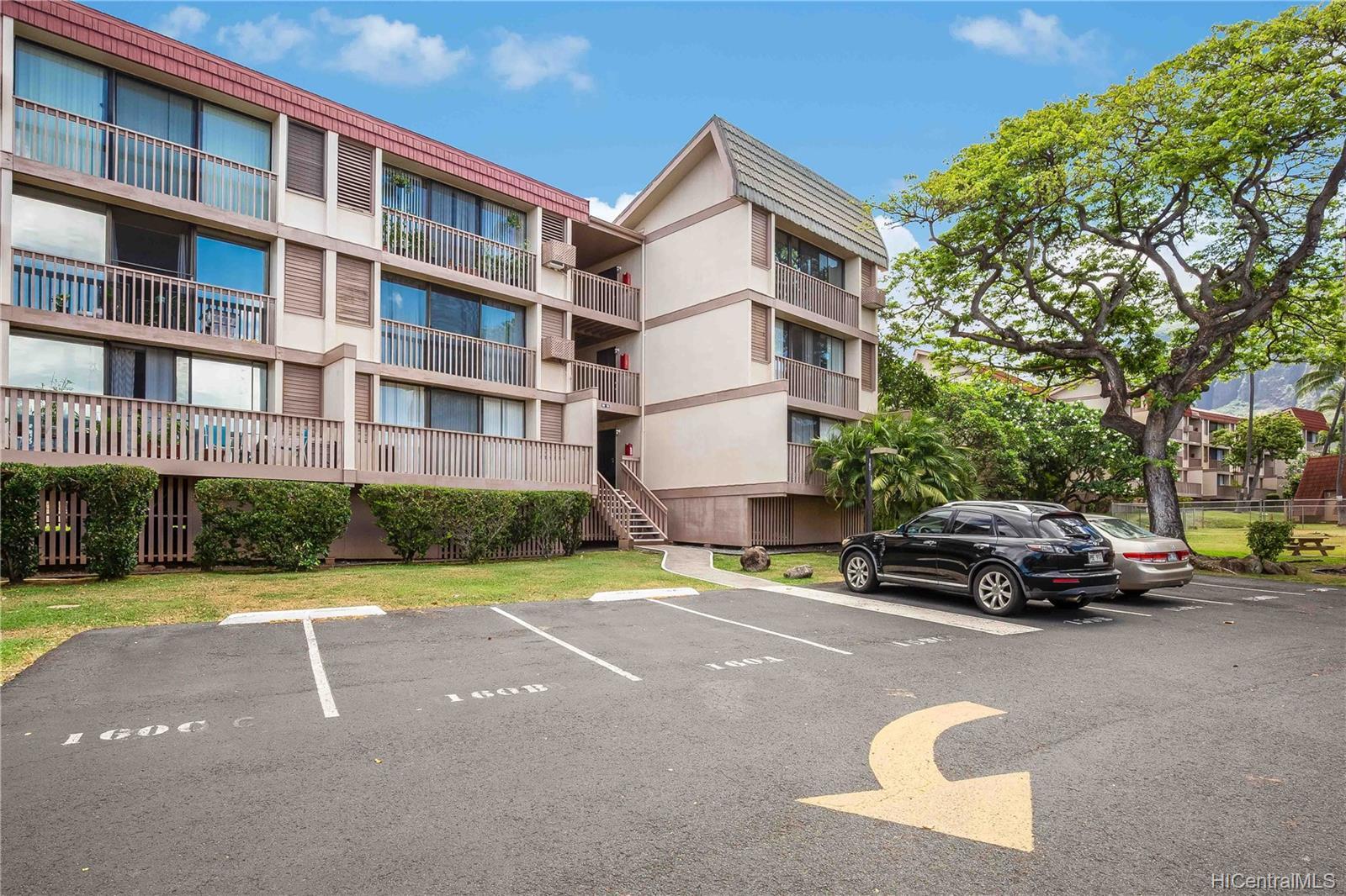 Makaha Valley Pltn condo # 160B, Waianae, Hawaii - photo 19 of 22