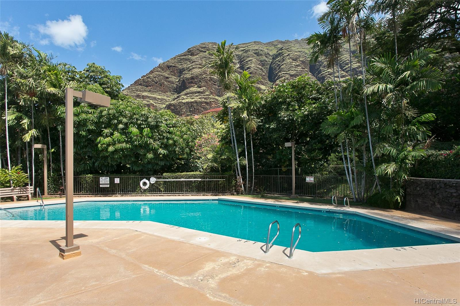 Makaha Valley Pltn condo # 160B, Waianae, Hawaii - photo 21 of 22