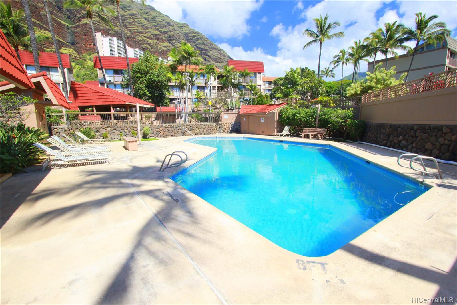 Makaha Valley Pltn condo # 39A, Waianae, Hawaii - photo 20 of 25