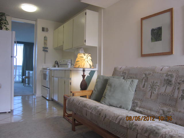 Makaha Beach Cabanas condo # A-607, Waianae, Hawaii - photo 4 of 13