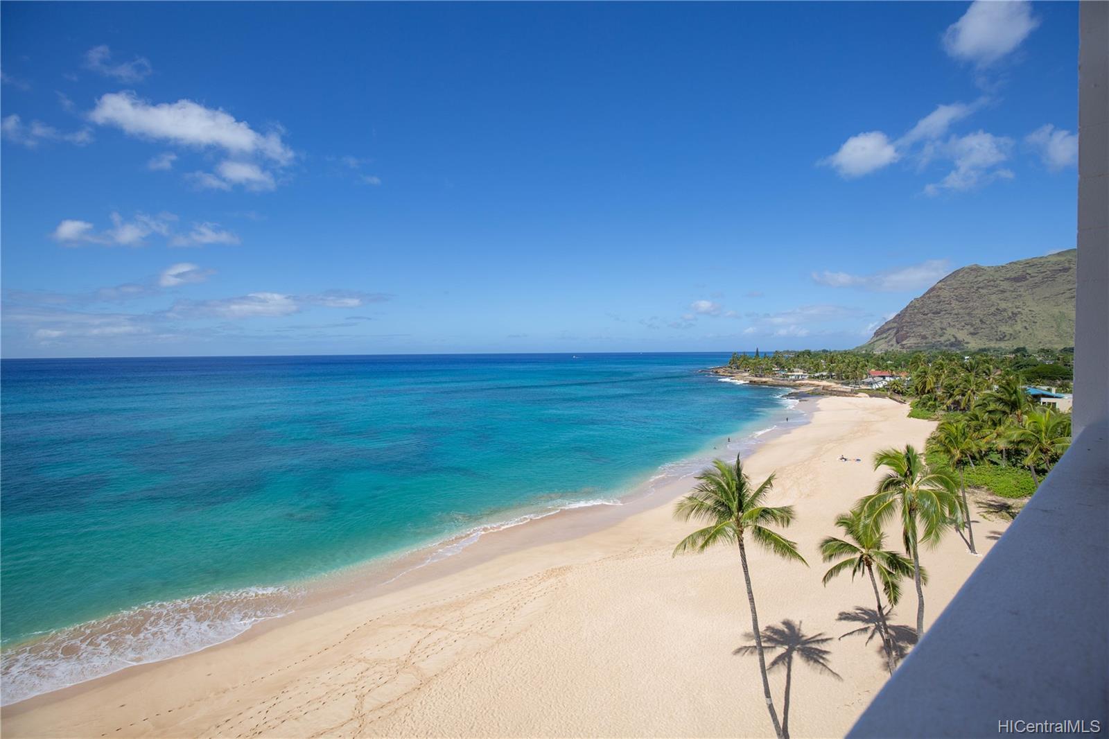 Makaha Beach Cabanas condo # B815, Waianae, Hawaii - photo 11 of 12