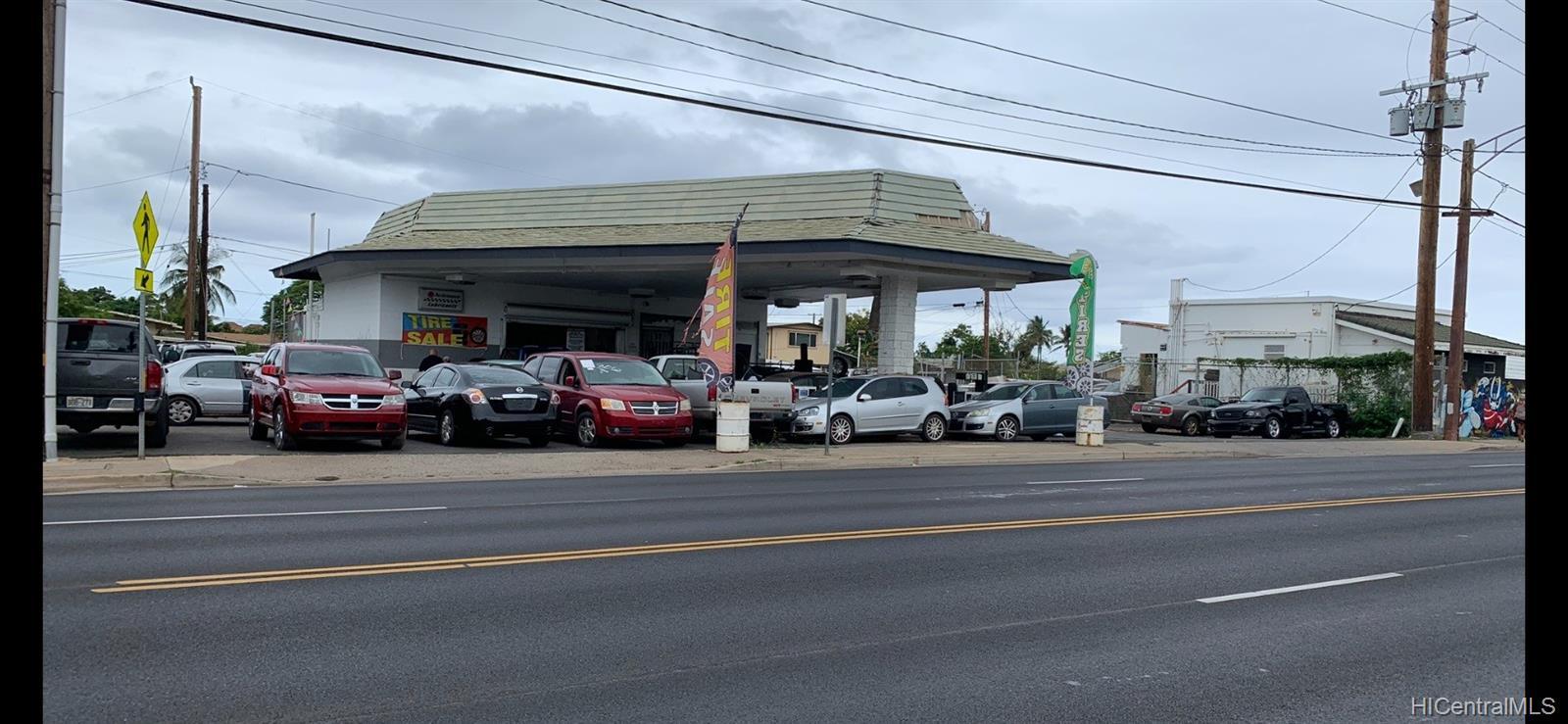 85-723 Farrington Hwy Waianae Oahu commercial real estate photo1 of 2