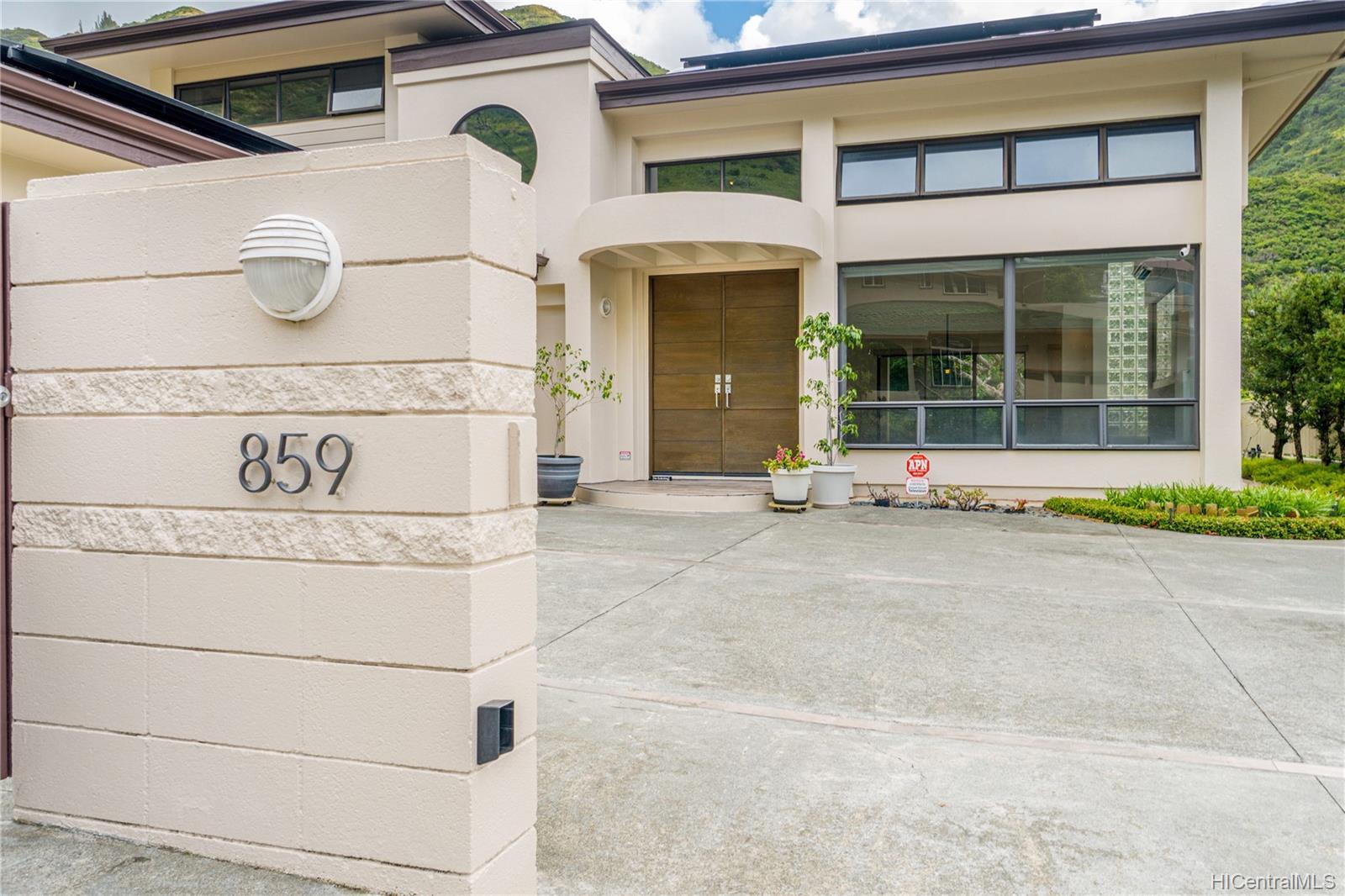 859  Hao Street Aina Haina Area, Diamond Head home - photo 2 of 25