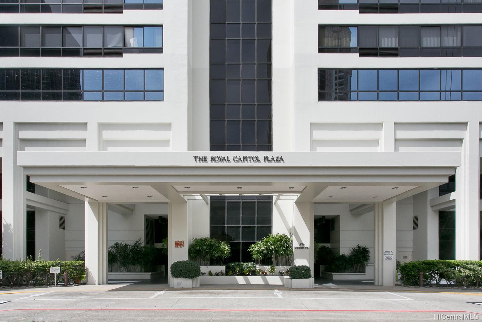 Royal Capitol Plaza condo # 3102, Honolulu, Hawaii - photo 2 of 17
