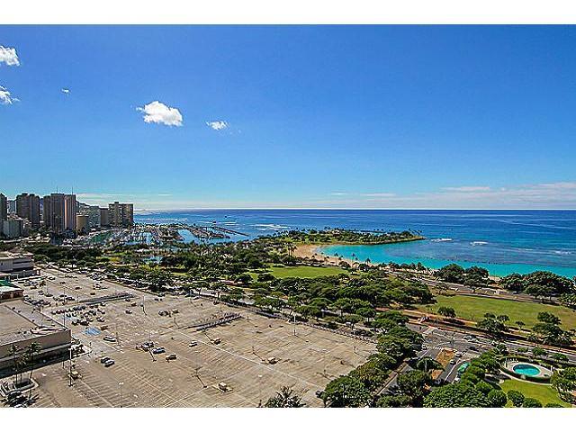 Hawaiki Tower condo # 2104, Honolulu, Hawaii - photo 1 of 17