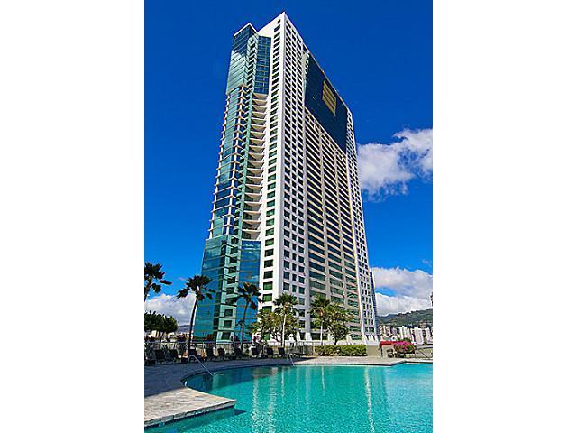 Hawaiki Tower condo # 2104, Honolulu, Hawaii - photo 17 of 17