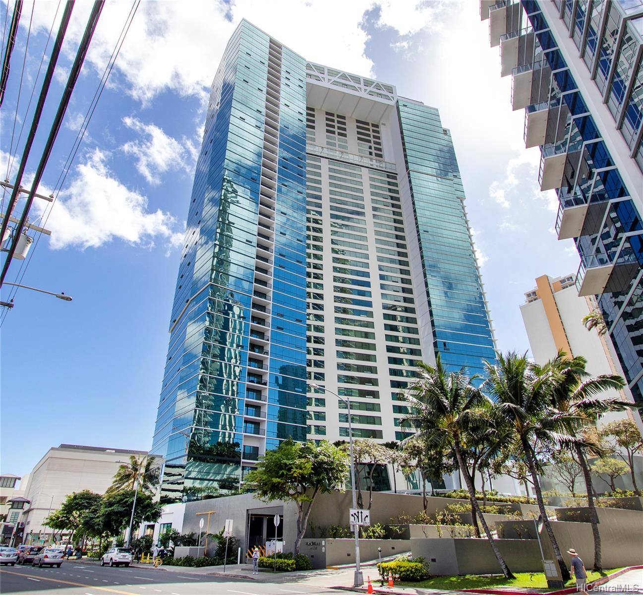 Hawaiki Tower condo # 1101, Honolulu, Hawaii - photo 15 of 25