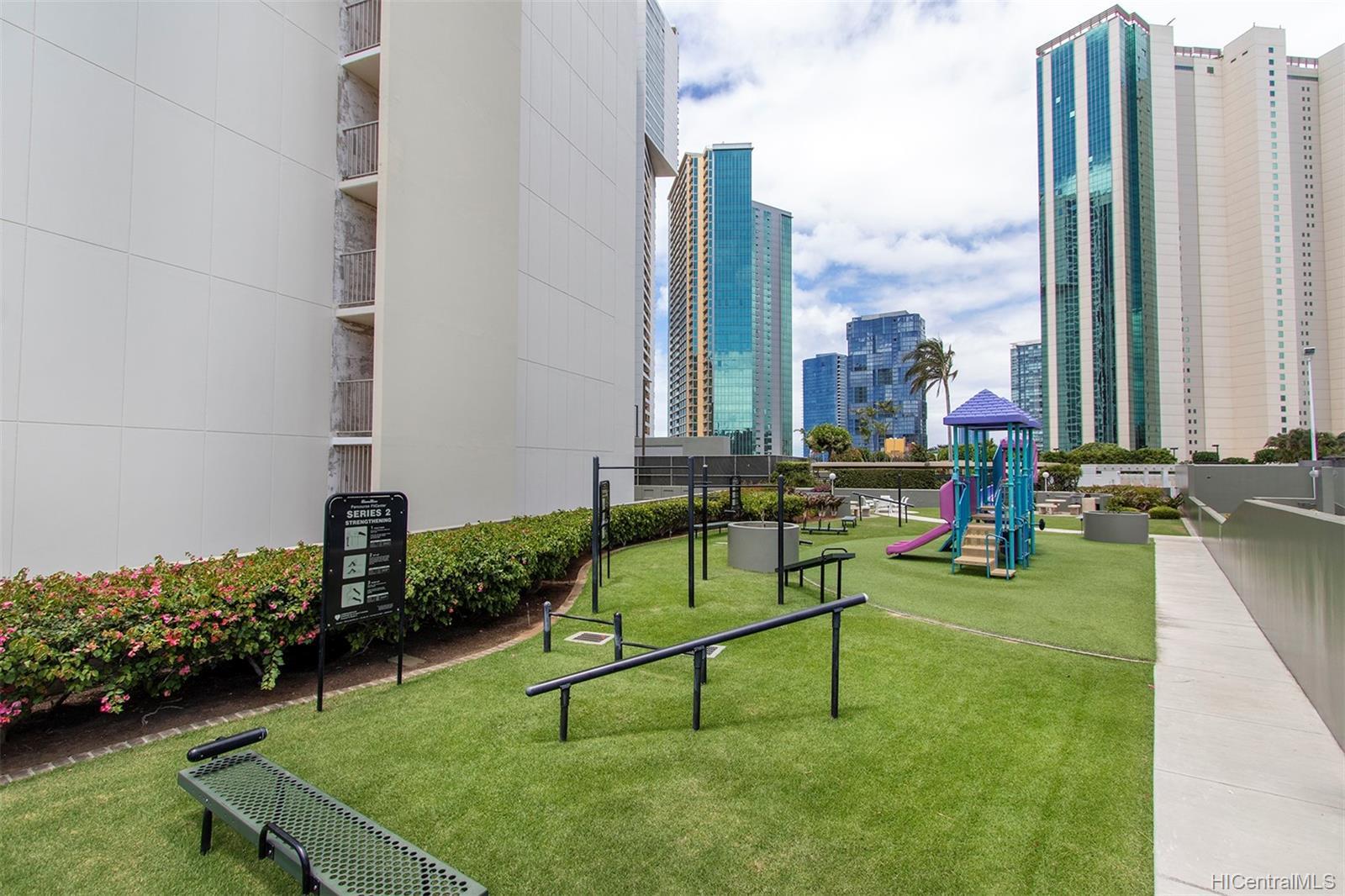 Hawaiki Tower condo # 1101, Honolulu, Hawaii - photo 23 of 25