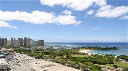 Hawaiki Tower condo # 1506, Honolulu, Hawaii - photo 1 of 10