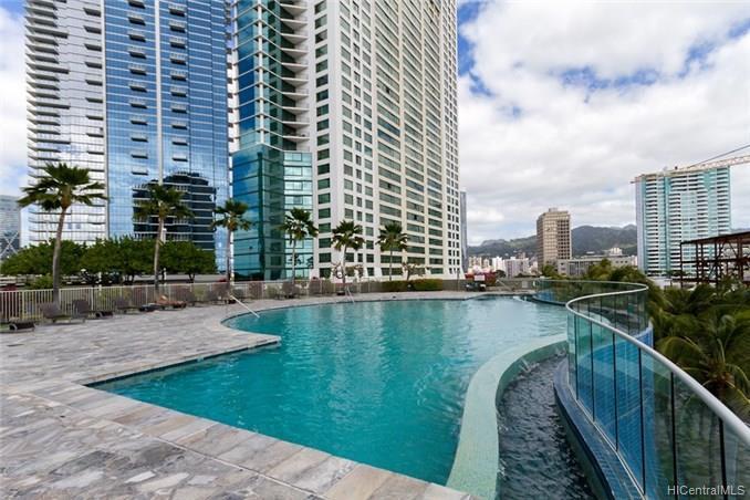 Hawaiki Tower condo # 1507, Honolulu, Hawaii - photo 12 of 17