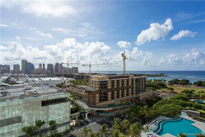 Hawaiki Tower condo # 1507, Honolulu, Hawaii - photo 17 of 17