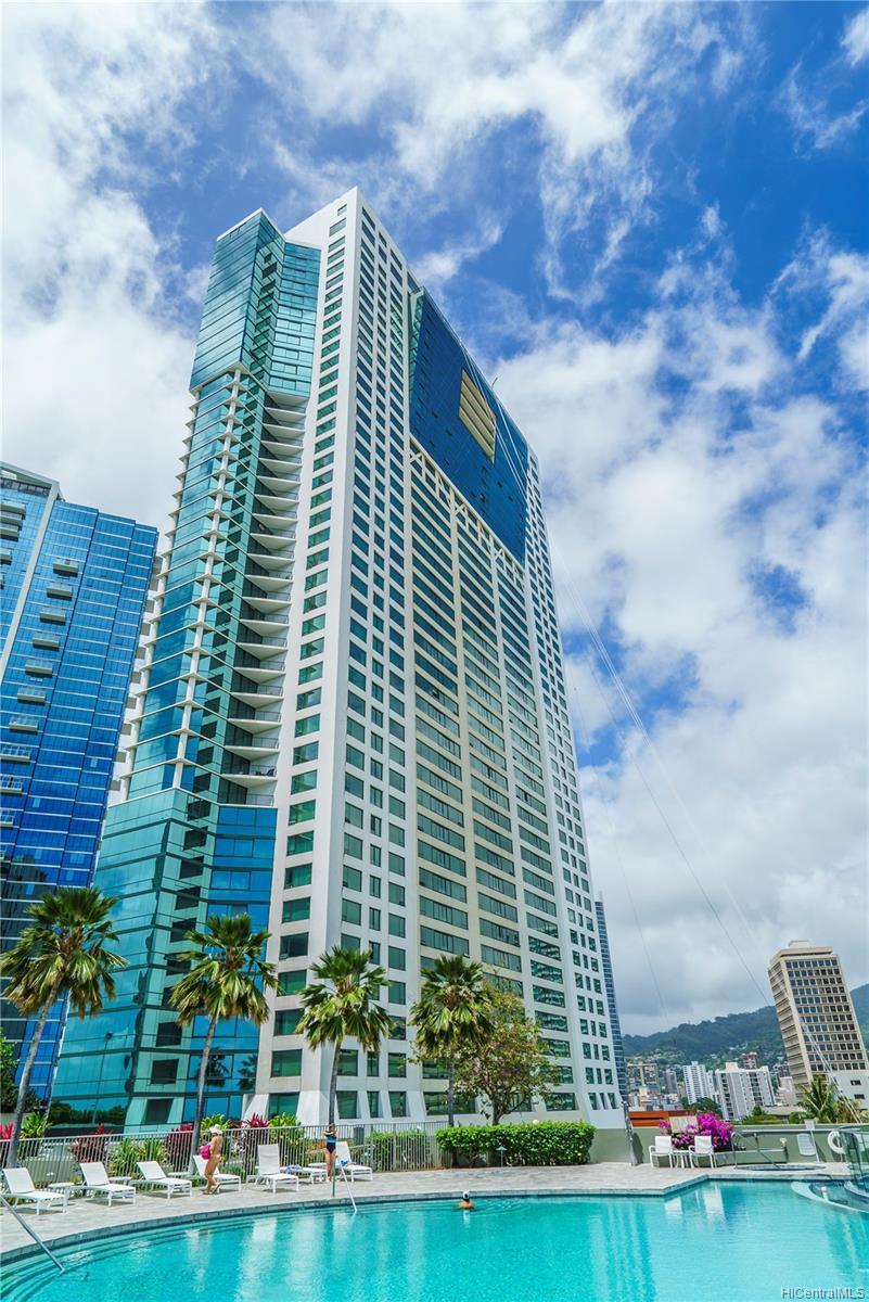 Hawaiki Tower condo # 1509, Honolulu, Hawaii - photo 18 of 20
