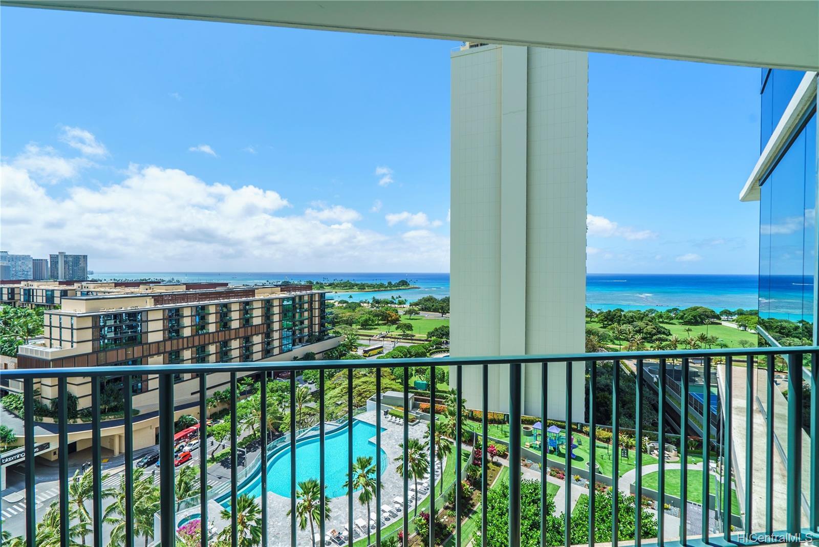 Hawaiki Tower condo # 1509, Honolulu, Hawaii - photo 4 of 20