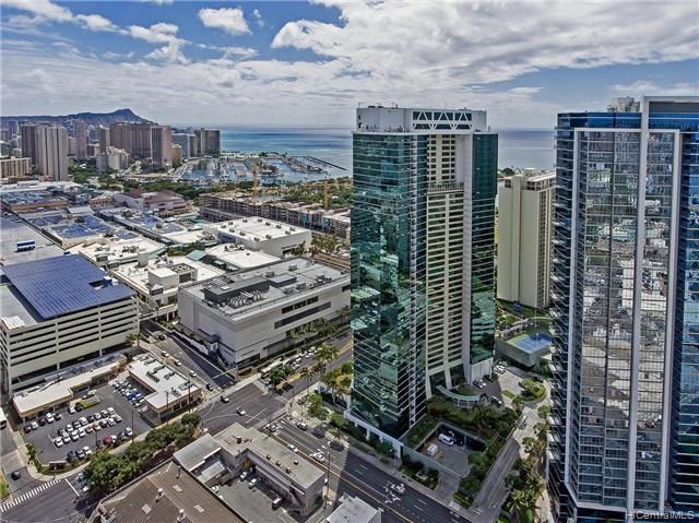 Hawaiki Tower condo # 1603, Honolulu, Hawaii - photo 17 of 25