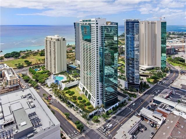 Hawaiki Tower condo # 1603, Honolulu, Hawaii - photo 18 of 25