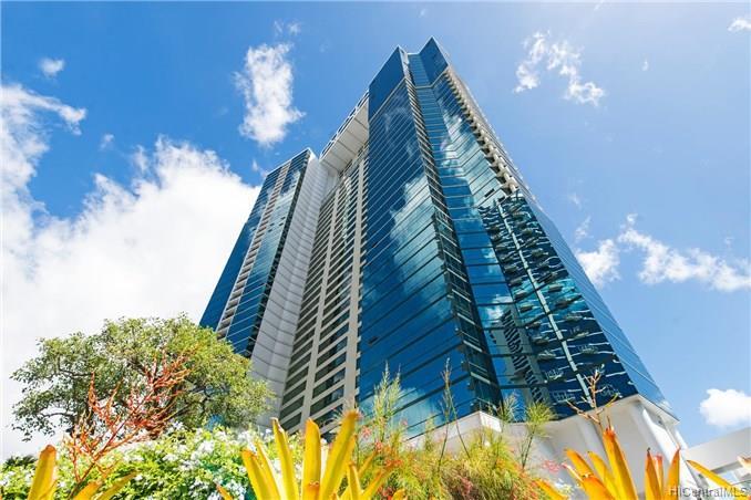 Hawaiki Tower condo # 1603, Honolulu, Hawaii - photo 21 of 25