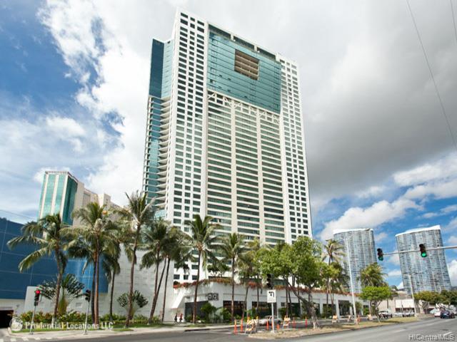Hawaiki Tower condo # 1605, Honolulu, Hawaii - photo 1 of 9