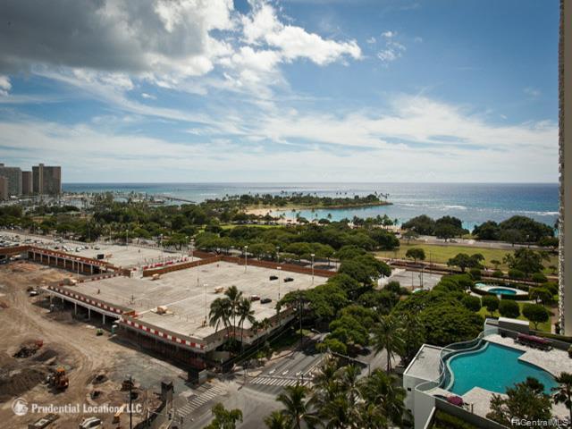 Hawaiki Tower condo # 1605, Honolulu, Hawaii - photo 9 of 9