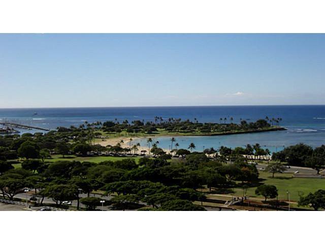 Hawaiki Tower condo # 1709, Honolulu, Hawaii - photo 13 of 13
