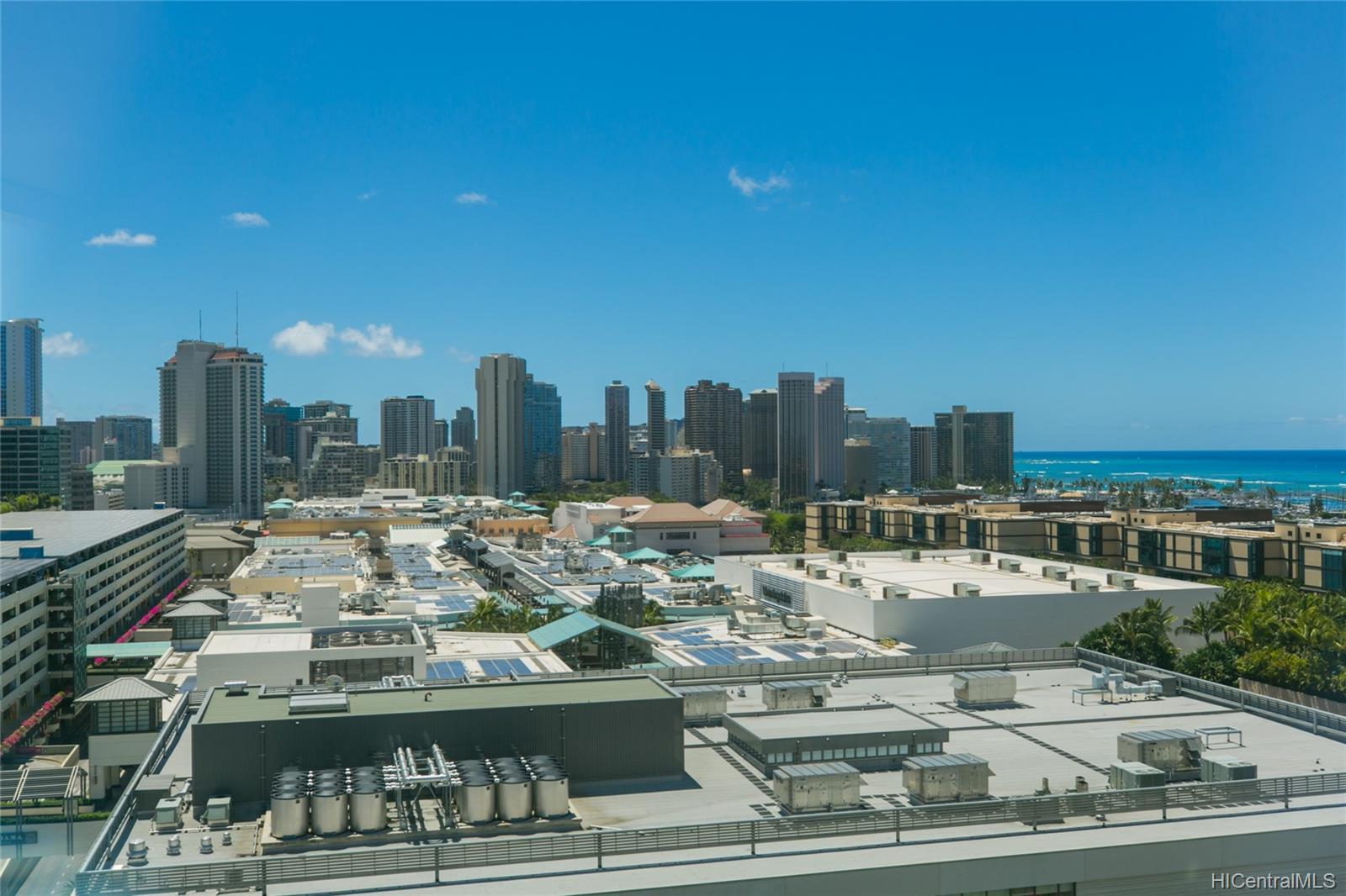 Hawaiki Tower condo # 1803, Honolulu, Hawaii - photo 2 of 25
