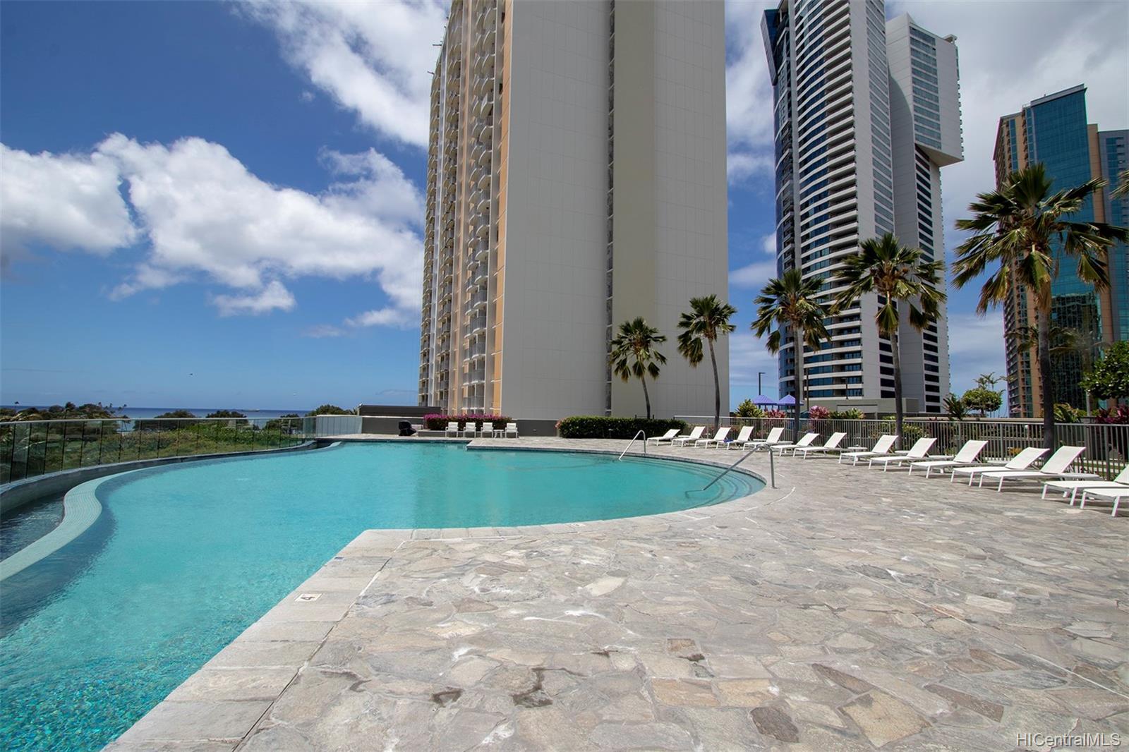 Hawaiki Tower condo # 2208, Honolulu, Hawaii - photo 21 of 25